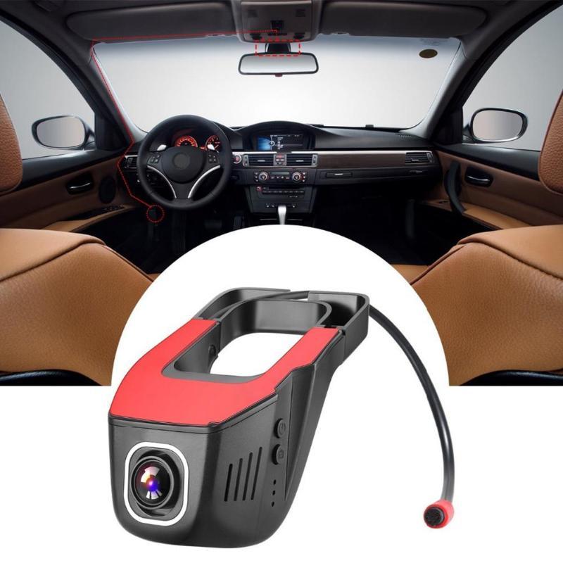 HD NIGHT VISION WIFI DVR BLACKBOX CAR VIDEO RECORDER CAMERA RECORDER CARCAM 1080P 96658 NOVATEK DUAL CAMERA DUAL LENS (2)