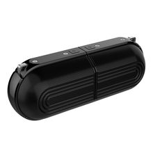 TWS Wireless bass Bluetooth Speaker Magnetic Detachable HIFI Outdoor Portable two speaker heavy for sport цена и фото