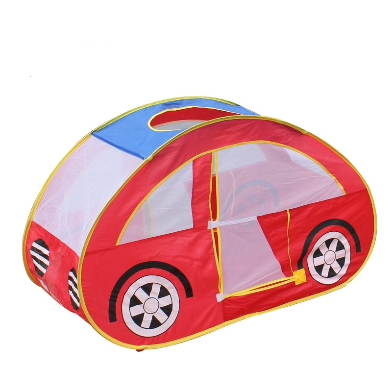 Sports Car Play Tent House Children Ocean Balls Playhouse Toys Teepee tent for Kids-in Toy Tents from Toys u0026 Hobbies on Aliexpress.com | Alibaba Group  sc 1 st  AliExpress.com & Sports Car Play Tent House Children Ocean Balls Playhouse Toys ...