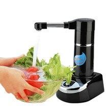 Бутилированное ведро воды диспенсер Фонтан Электрический автоматический питьевой воды давление насос всасывания посуда для напитков инструменты с фильтром
