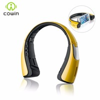 Cowin Istage Mini Wireless Bluetooth Speaker Stand For Phone IOS Android Portable Speaker With Mic AUX