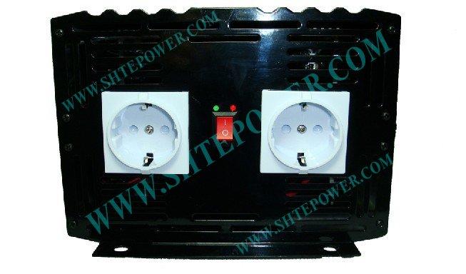 48vdc для 110vac 6000 Вт Чистая синусоида Мощность инвертор