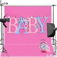 신생아 핑크 벽지 사진에 대한 mehofoto 아기 비닐 사진 배경 사진 스튜디오 956 에 대한 새로운 패브릭 플란넬 배경