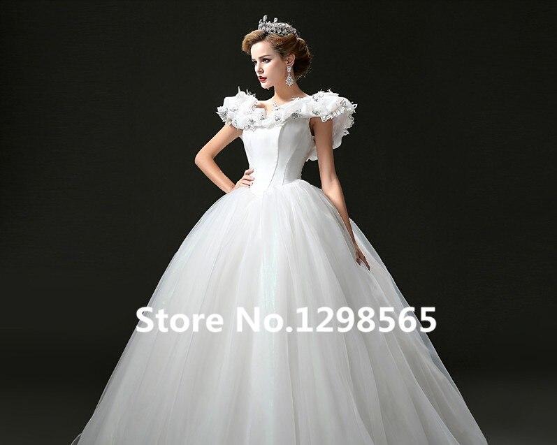 vestido de cenicienta de la película 2015 vestido de novia de