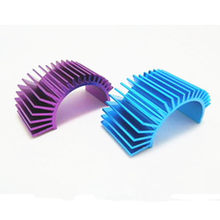 03300 Heat Sink 540 550 Stock Modified Motor RC CAR 1/10 HSP RedCat Himoto Accessories Toys for Children Parts(China)