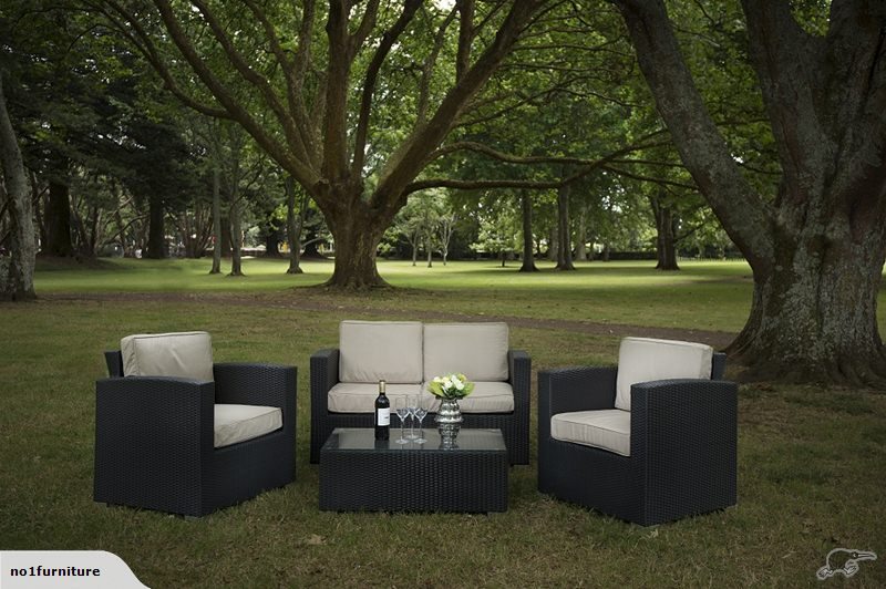 2017 Modern Design Wholesale Outdoor Pvc Bamboo Rattan Resin Wicker Patio  Furniture(China (Mainland