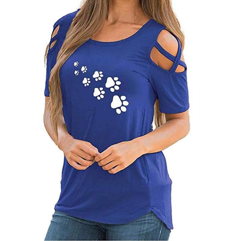 T-Shirt-Women-Clothes-2018-Casual-Off-Shoulder-Cat-Footprints-Print-Loose-Tops-Short-Sleeve-O-Neck-Tee-Shirt-Summer-Plus-Size-(7)