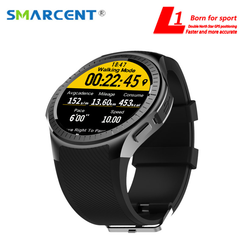 2018 GPS Bluetooth Smart Watch Heart Rate Blood Pressure Elevation Monitor MTK2503 2G Smartwatch Support SIM TF Card with Camera jaysdarel heart rate blood pressure monitor smart watch no 1 gs8 sim card sms call bluetooth smart wristwatch for android ios