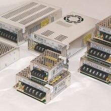 Трансформатор освещения переключатель питания адаптер для светодиодной