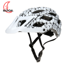 MOON Bicycle Helmet All-terrai MTB Cycling Bike Sports Safety OFF-ROAD Super Mountain Professional