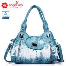 Женская сумка высокого качества pu кожаная сумка через плечо для женщин с верхней ручкой сумка-мессенджер большая ВМЕСТИТЕЛЬНОСТЬ