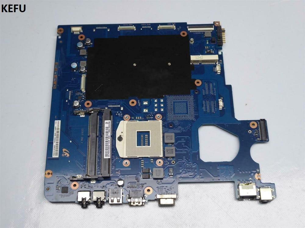 KEFU BA92 11486A HM70 chipset fit for SAMSUNG NP300 NP300E5C motherboard BA92 11487A BA41 01979A BA92