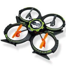 Youdi genuine latest U816A 2.4G remote control four plasma UFO six-axis 360 degree flip toys wholesale