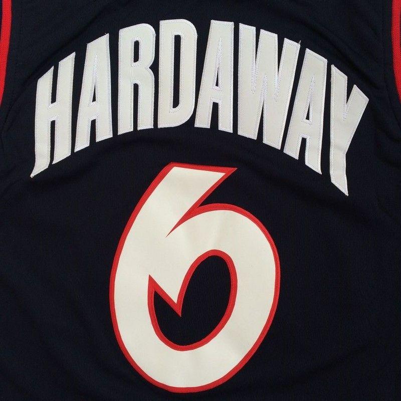 #6 Penny Hardaway #4 charles barkley #15 Hakeem Olajuwon Team USA Vintage Throwback Basketball Jerseys, Retro Men cheap Customiz