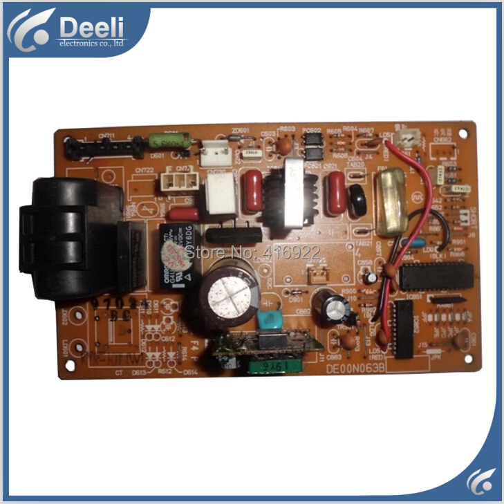 95% new good working for Mitsubishi air conditioning Computer board DE00N063B control board on sale silverlit digibirds пингвин фигурист с кольцом серый