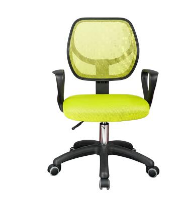 The computer chair bow-shaped household office chair net cloth swivel  lift bedroom chair
