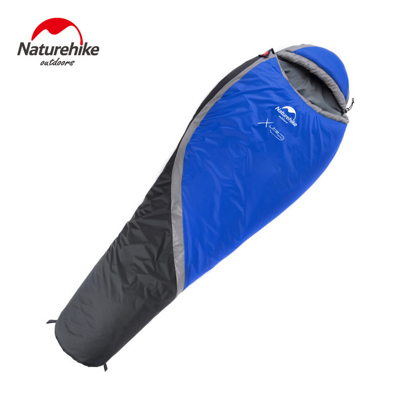 Red/Blue NatureHike Sleeping Bag Ultralight Multifunction Portable Outdoor Mummy Camping Sleeping Bags Travel Hiking Equipment outlife new style professional military tactical multifunction shovel outdoor camping survival folding spade tool equipment