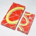 Ling'ao Mini magia ( 8 paneles ) negro y rojo y de color de aprendizaje y juguetes educativos Cubo juguetes