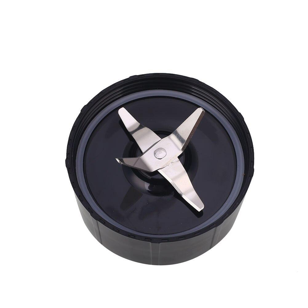 Творческий соковыжималки ножи для шашлыков блендер крест лезвие запасные части кухня машины гаджеты Черный Нержавеющая сталь реза