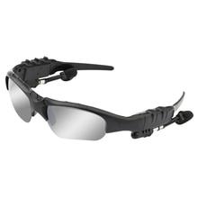 Auricular Bluetooth gafas de sol Al Aire Libre Gafas gafas de Auriculares de Música Estéreo con Micrófono Inalámbrico para iPhone Samsung Huawei xiaomi Moto