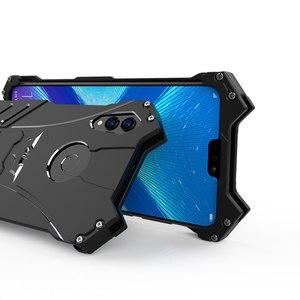 Image 5 - Для huawei honor 20 Pro металлический алюминиевый чехол для Huawei Honor 10 Lite Honor 30 Профессиональный откидной Чехол Обложка для телефона Бампер Защитный Coque Fundas