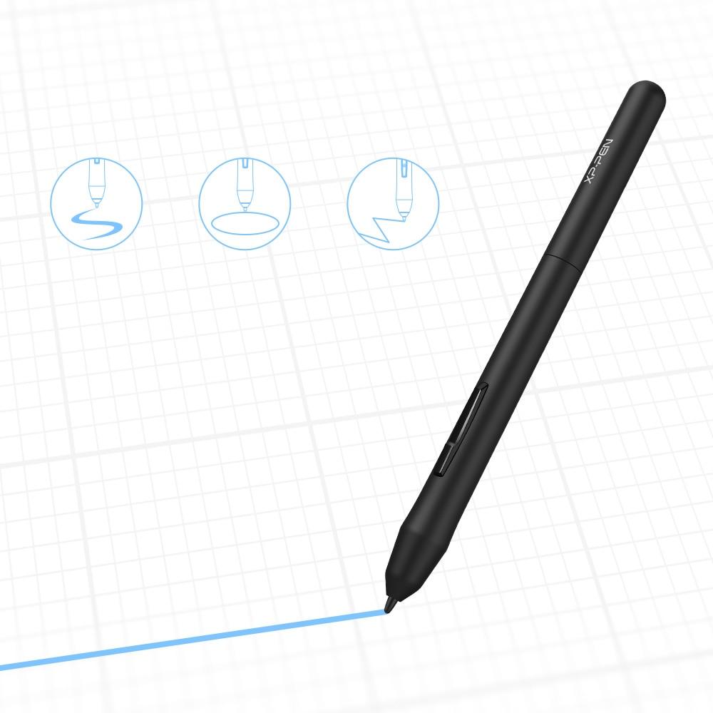 XP-Pen Star03 tablette de dessin graphique 10x6 pouces pour débutant avec 8 touches express et stylet P01 pas de piles et de charge - 5