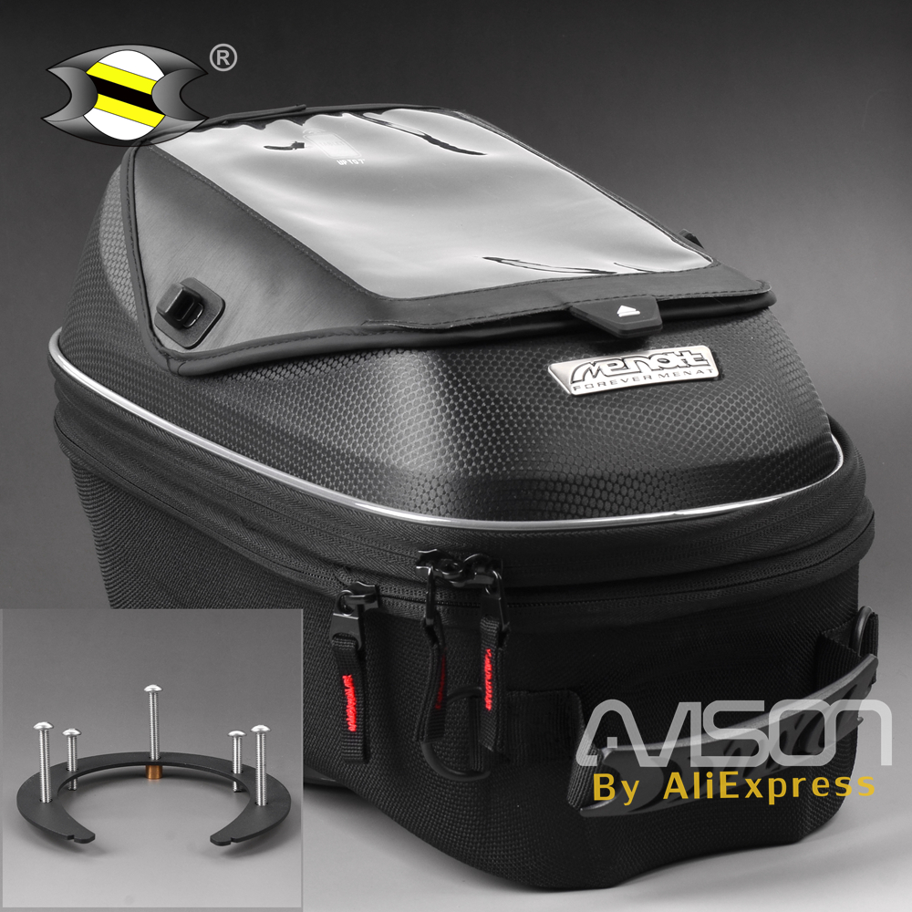 3D Tanklock Tank Bag Fit for KTM Duke 125 200 390 2011 2015 Big Screen Motorcycle Oil Fuel Tank Bike Saddle Bag Motorcycle Bag