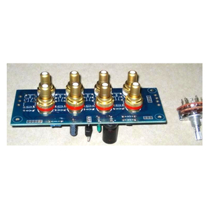 Image 5 - 4 way manual amplifier  signal selection source selection amplifier signal board input selection board signal switch board