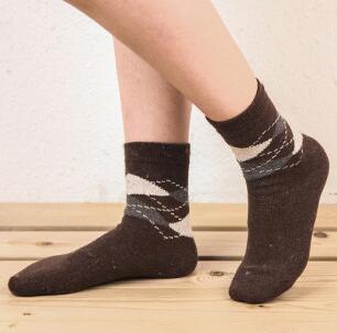 OLN C1-C27 Knitted Funny Animal Pattern Warm Cute Wool Cotton Socks Brand Quality Winter Womens Sock