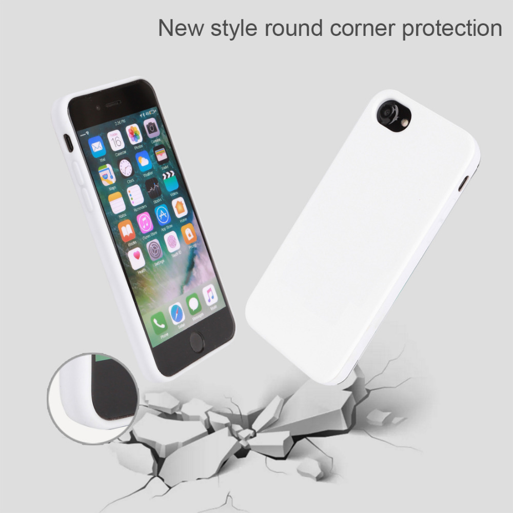 U&I Personalized Custom Blank White Wood Phone Case Cover Capa for <font><b>iPhone</b></font> 8 8plus 5 5S 6 6s 6plus 7 7Plus DIY Photo Brand LOGO