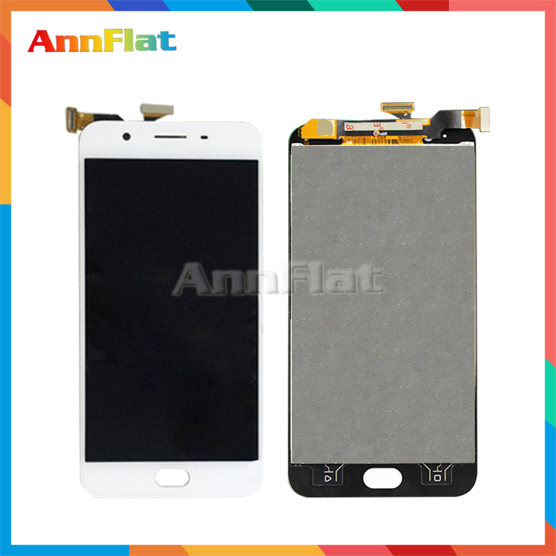high quality 5.5'' For <font><b>OPPO</b></font> F1S LCD A59 <font><b>A1601</b></font> LCD Display Screen With Touch Screen Digitizer Assembly image