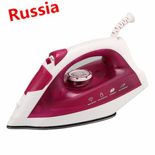 Household Electric Steam Iron Clothes Adjustable Soldering Wireless Iron Steamer Mechanical Timer Control Ceramic 220V