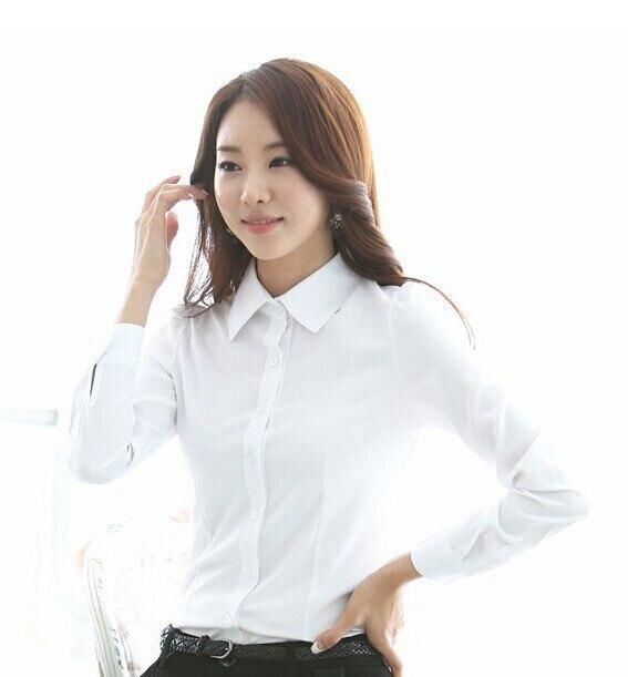 2014 Hot Selling Women 39 S Fashion Long Sleeve Office Tops