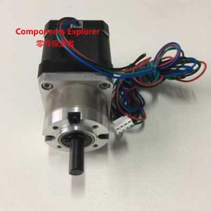цена на Nema17 48mm reprap geared stepper motor