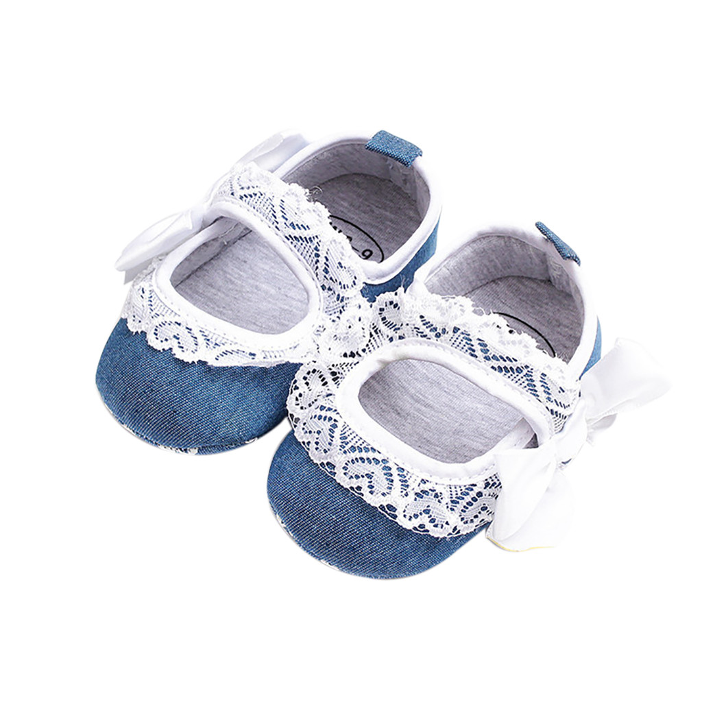 Baby Shoes Toddler Girl New Mini Kid Bow Cute Lace Nina Zapatillas Melissa