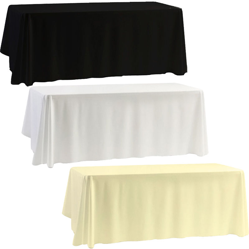 Wholesale Polyester Linen Tablecloths At CV Linens, we have all sorts of size and colors of tablecloths at a very great low wholesale prices. All wedding and event parties begins with tablecloths.