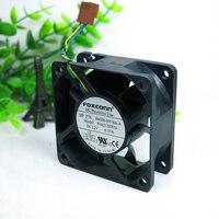 Miễn phí vận chuyển foxconn pv602512espf 60x60x25 mét dc12v 0.35a 4pin cho hp dc7800 dc7900 usdt chassis fan 444306-001 cooling fan
