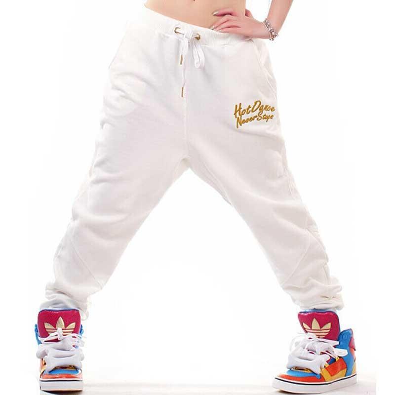 white-gold-hip-hop-pant