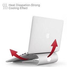 Portable Aluminum Alloy Laptop Stand