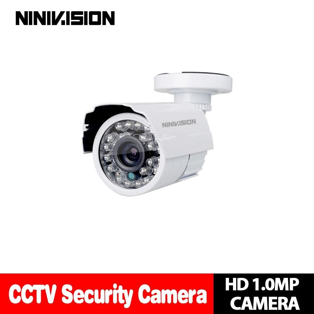 CCTV Camera System Analog HD Surveillance 2000TVL bullet CCTV Camera 1MP 1.3MP AHD Camera 720P 960P Security IR 30M IR-Cut zea afs011 600tvl hd cctv surveillance camera w 36 ir led white pal