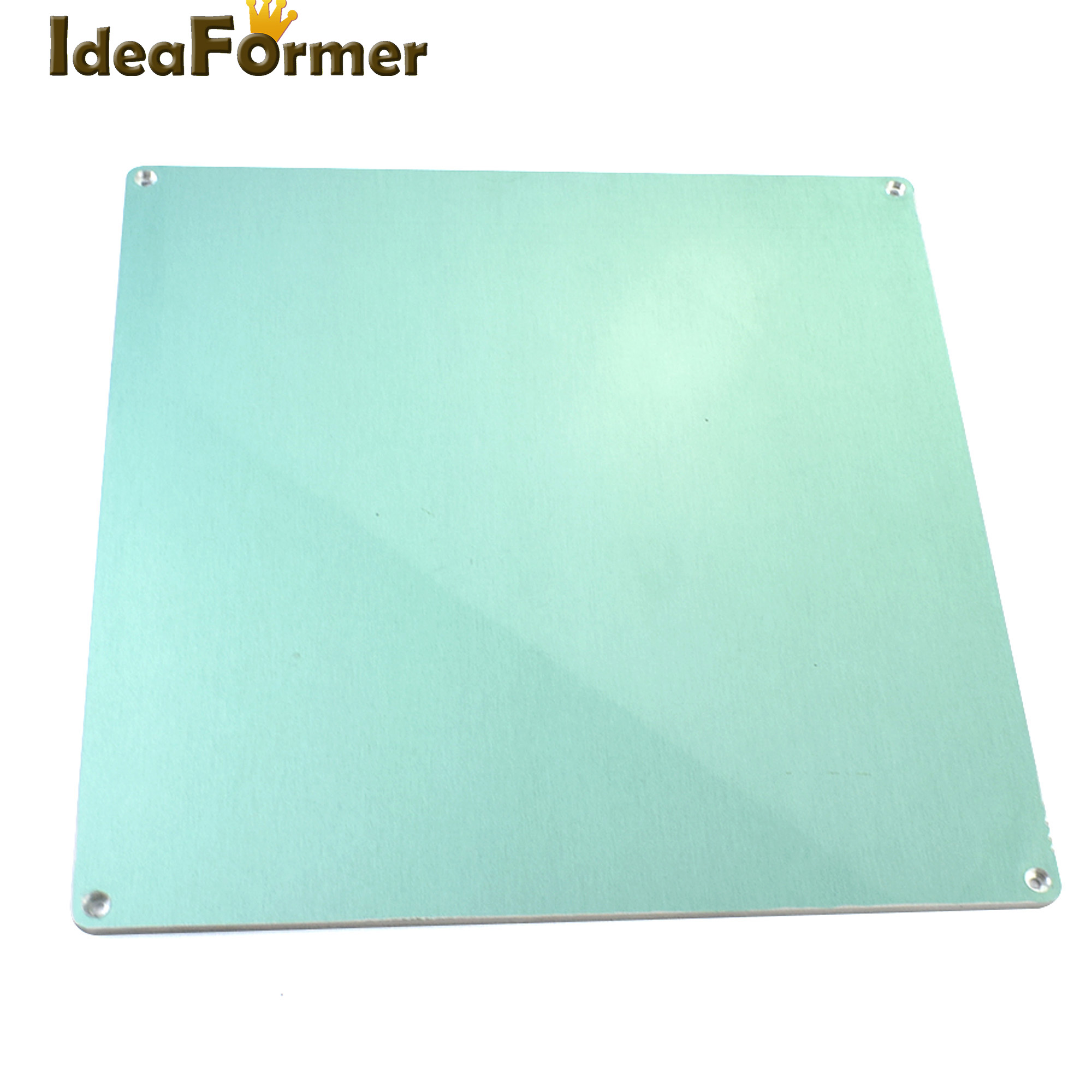 Improved MK3 Reprap Heatbed standard Aluminum rounded square PCB Plate 220*220*3mm Revamped Hot plate 3D Printer parts женское платье own brand s xxl dn489