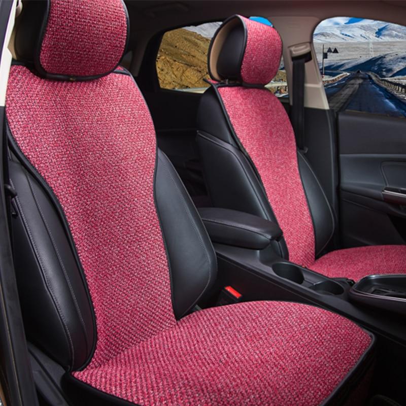 Car seat covers universal <font><b>Cushion</b></font> Covers for car seats Hot Sale 2017 New design for granta kalina priora logan car accessories