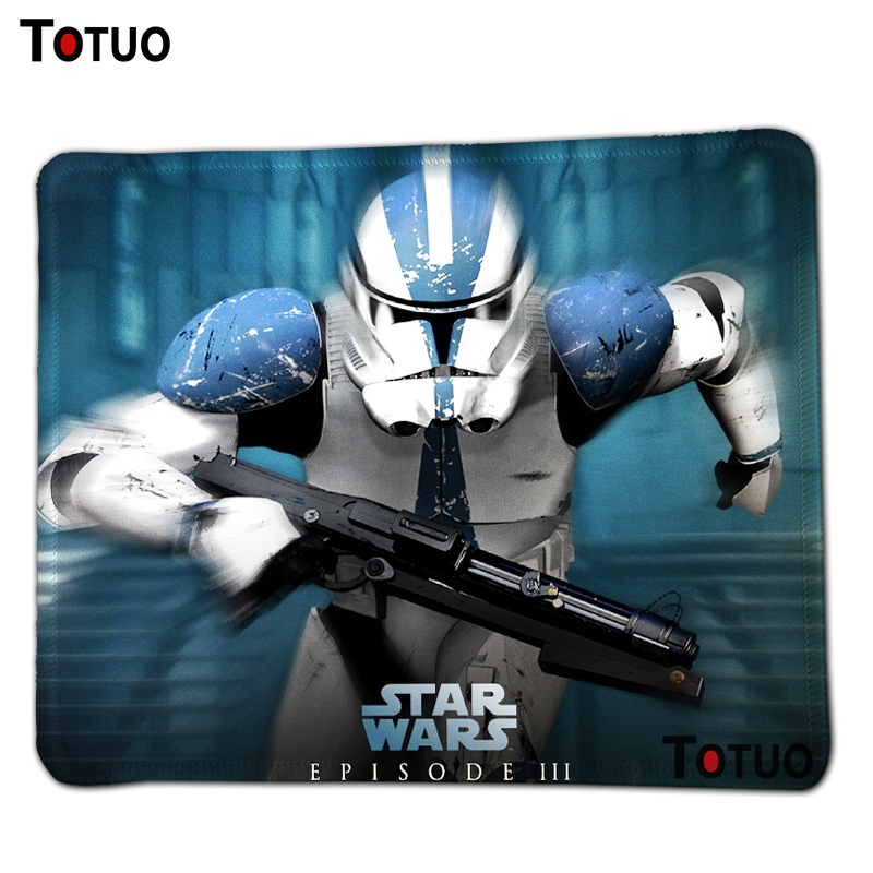 Hot Low Cartoon star wars Popular Soft Gaming Optical Mice Pads Notebook Animation Durable Mouse Pads ...
