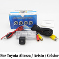 Rear View Camera For Toyota Altezza / Aristo / Celsior 1998~2006 / RCA Wired Or Wireless CCD Night Vision Vehicle Backup Cameras
