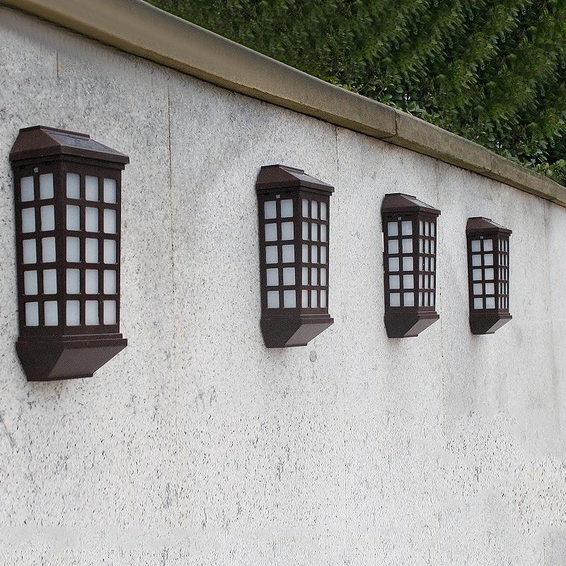 de parede solar ao ar livre alimentado 02