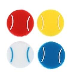 1 stück Tennisschläger Vibration Tennisschläger Schock Praktische Tennis Zubehör Absorber zu Reduzieren