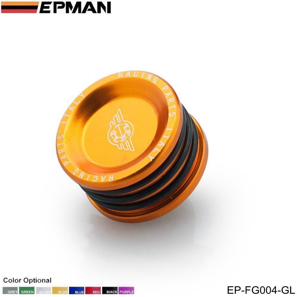Высокое качество EPMAN гоночный двигатель заготовка CAM пробка уплотнение подходит для HONDA CRV B20 EP-FG004 - Цвет: Золотой