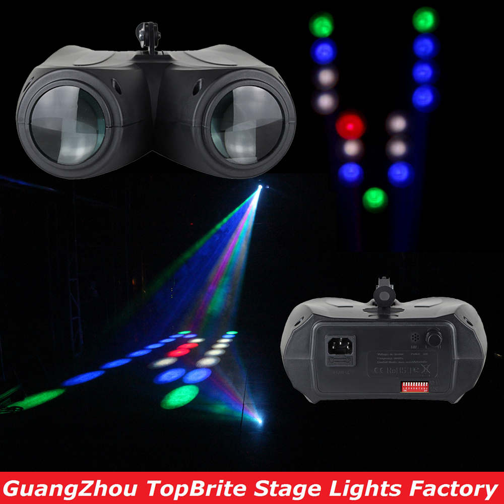 Portable Music Auto/Sound Actived 128 LED RGBW Lights Laser Stage Effect Lighting Club Disco DJ Party Bar KTV Wedding ChristmasPortable Music Auto/Sound Actived 128 LED RGBW Lights Laser Stage Effect Lighting Club Disco DJ Party Bar KTV Wedding Christmas