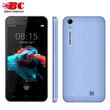 Оригинальный новый homtom ht16 5.0 дюймов 1280x720hd mt6580 1.3 ГГц android 6.0 3 Г WCDMA Quad Core 1 ГБ + 8 ГБ 8MP Новый Смарт-Мобильный Телефон