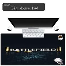 XGZ Personalise Non-Skid Rubber Large Gaming Mouse Pad Battlefield 3 Pattern Mouse Mat Desktop PC Computer Laptop Mousepad цена и фото